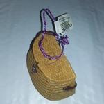 GSI Fishing Creek Basket Ornament .. New