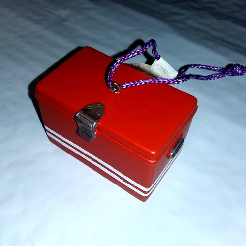 GSI Ice Chest Christmas Ornament .. New