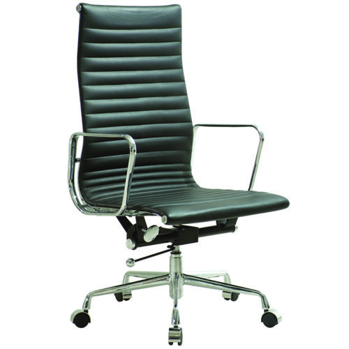 Tiper Highback Chair in PU Leather