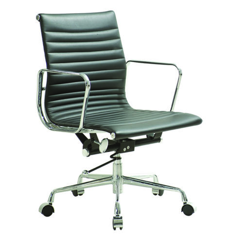 Tiper Midback Chair in PU Leather