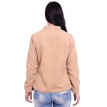 Beige Colour Short Woolen Coat