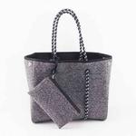 Essential Bag-Marble Grey