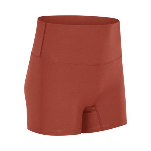 Habs Shorts-Rust