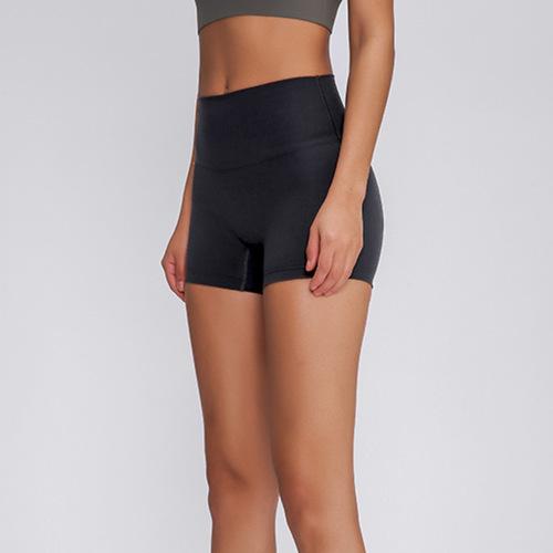 Habs Shorts-Black