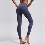 Essential Leggings-Lilac Grey