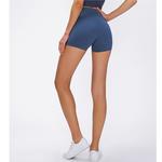 Habs Shorts-Dark Blue