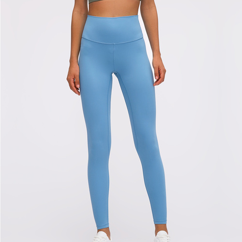 Essential Legging-Baby Blue