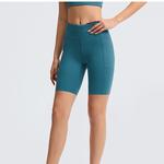 Biker Pock Shorts
