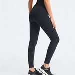 Corset Legging-Black