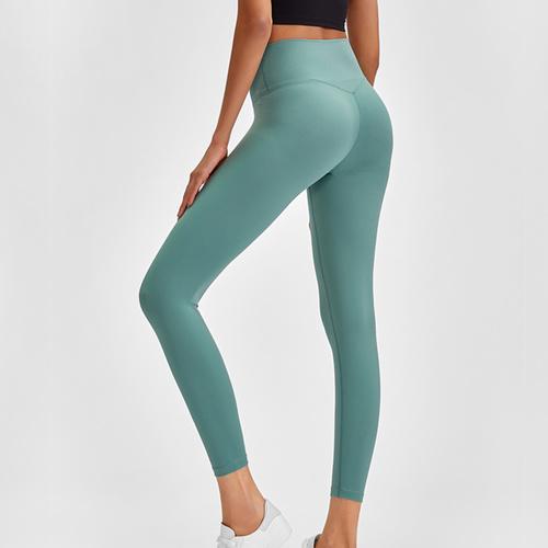 Essential Legging-Artic Green