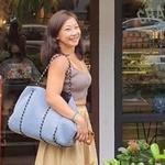 Large Essential Bag-Light Grey