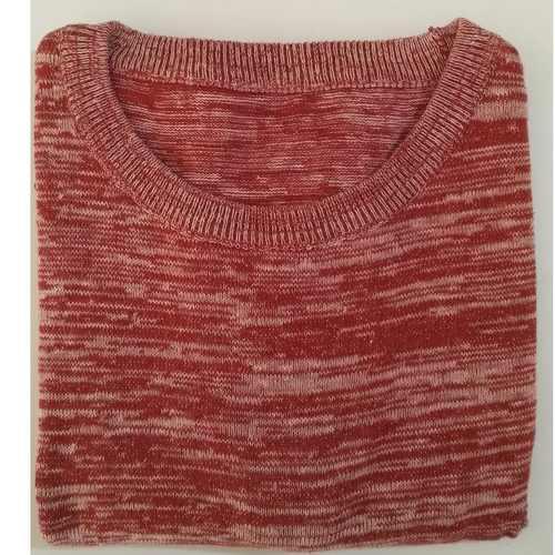 Textured Red and Kora T-shirt
