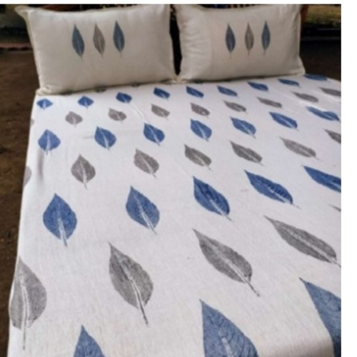 Double Bed Cover with pillow covers