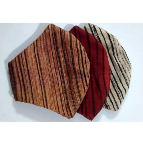 Kasim Line Masks - Reusable, Washable Cloth Masks Pack Of 3