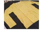 Yellow Full T Shirt (2 Ply)