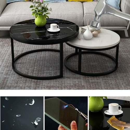 Redondo Wood Coffee Table