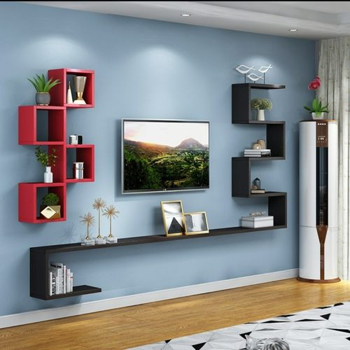 Eastwood Creative Wall Mouned TV Cabinet- Set C