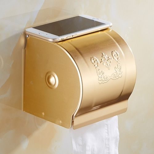 European Gold Luxury Bathroom Set A