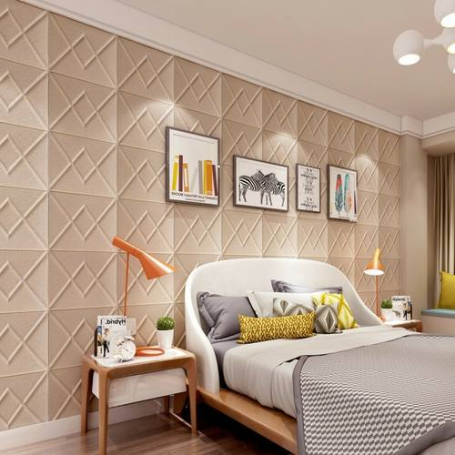Large Size 3D Wallpaper Foam