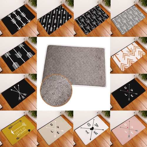 Symbol Design Door/Bathroom Mat/Rug Carpet