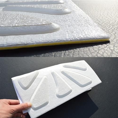 3D Modern Printed Wallpaper Foam