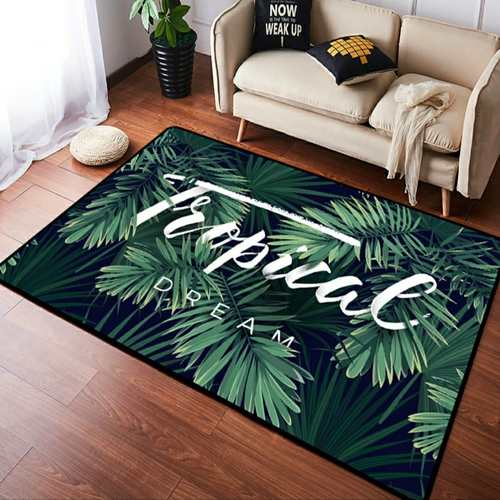 Tropical Designer Carpet