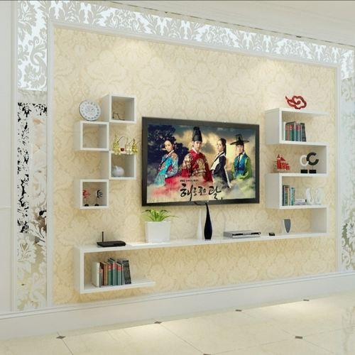 Eastwood Creative Wall Mouned TV Cabinet- Set A