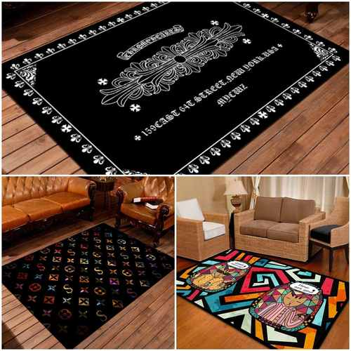 Designed Pattern Doormat