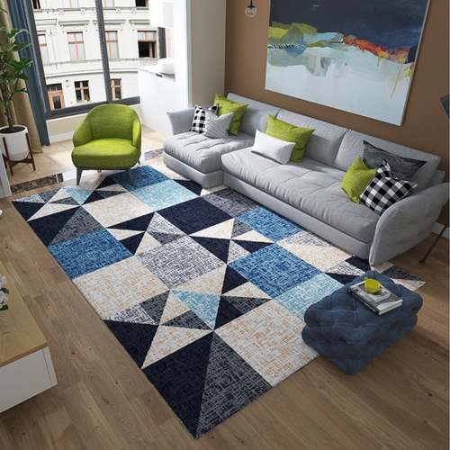 Geometric Modern Carpet