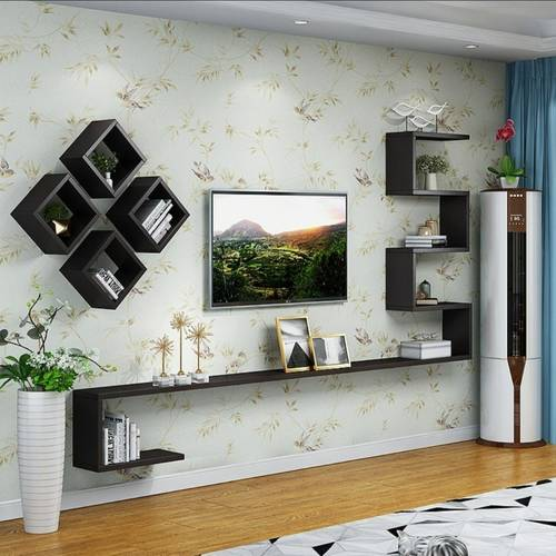 Eastwood Creative Wall Mounted TV Cabinet-Set D