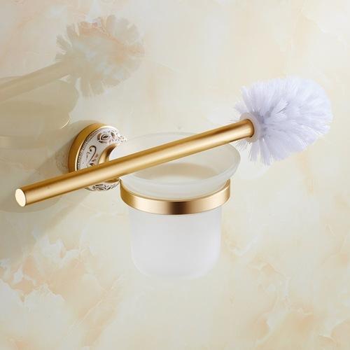 European Gold Bathroom Set E