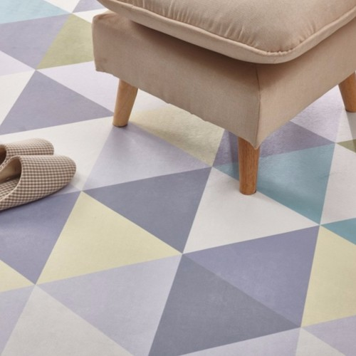 Simple Geometric Carpet