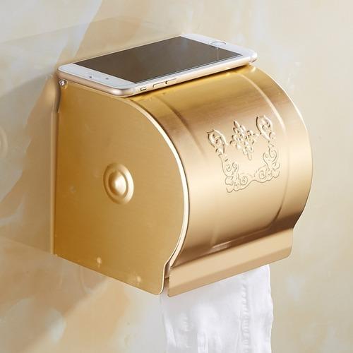 European Gold Bathroom Set F