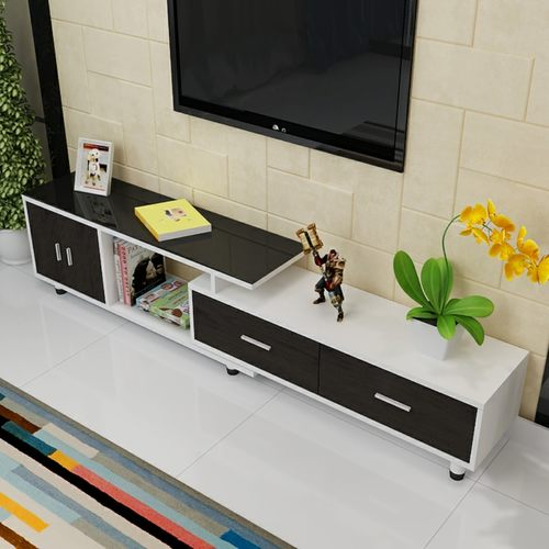 NORMA Retractable TV Console Cabinet