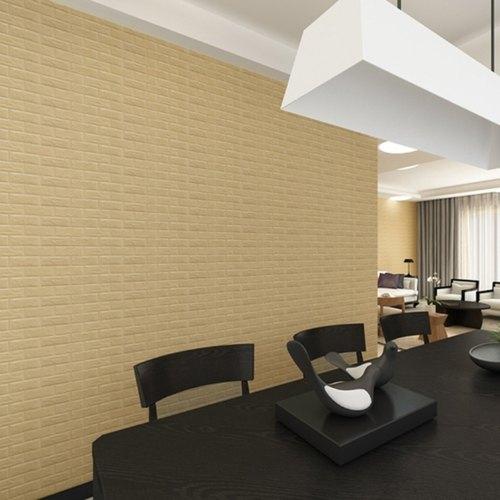 Brick Stone 3D wallpaper foam