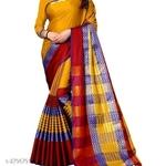 Tanya Adorable Cotton Silk Women's Sarees Vol 11