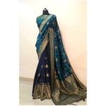 Trendy Banarasi Silk Women's Sarees Vol 9*