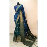 Trendy Banarasi Silk Women's Sarees Vol 9*
