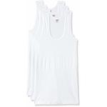 Lux VENUS Men's Cotton Vest (Pack of 3)