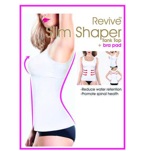 Slim Shaper Womens Tank Top