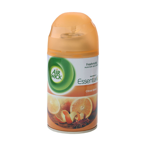 Airwick Freshmatic Air Freshener Refill (Citrus Spice)  250 ml.