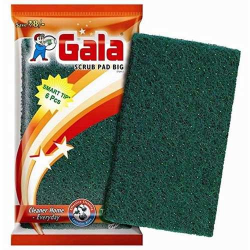 Gala Scrub Pad (Sparklite) 3 pcs. (Pack)
