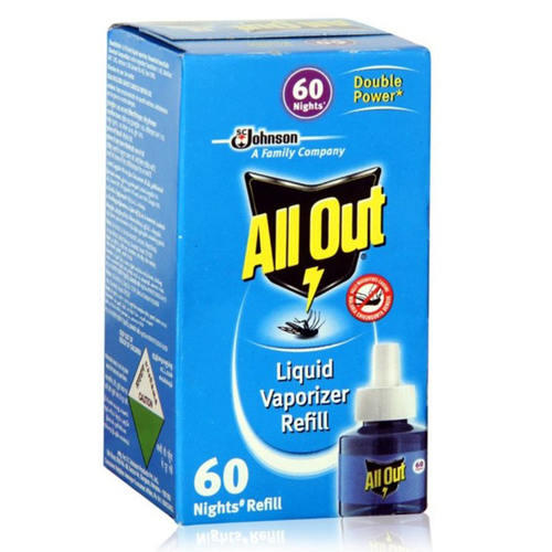 All Out Ultra Liquid Vaporizer Refill - 45 ml