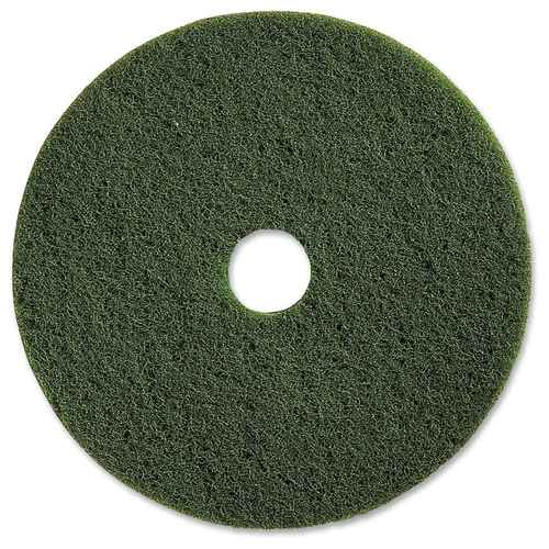 "3M Scrub Pad Disc  17"", Green"