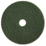 "3M Scrub Pad Disc  17"", Green"