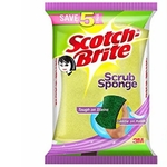 3M Scotch Brite Scrub Sponge  2 pcs. (Pack)