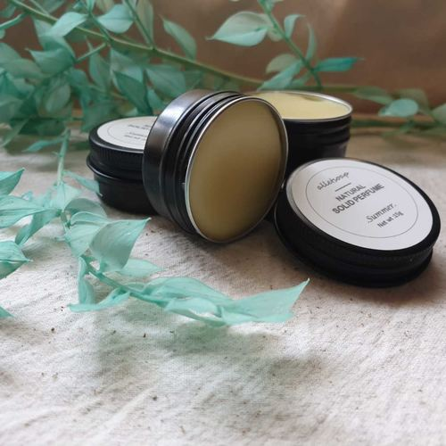Solid Perfume - Summer I