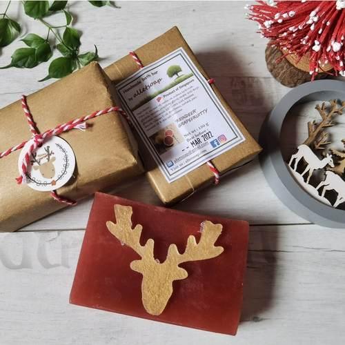 Reindeer Grapefruitty - Bundle of 5