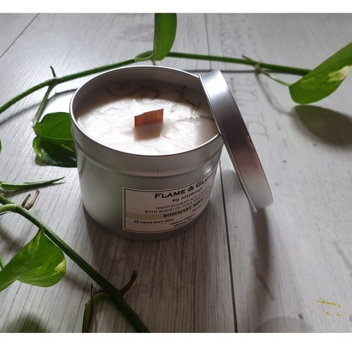Soywax Candle - Rosemary Mint 6 oz