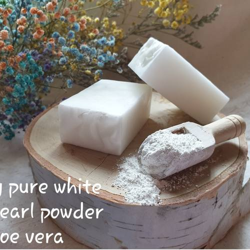 Pearly Pure White